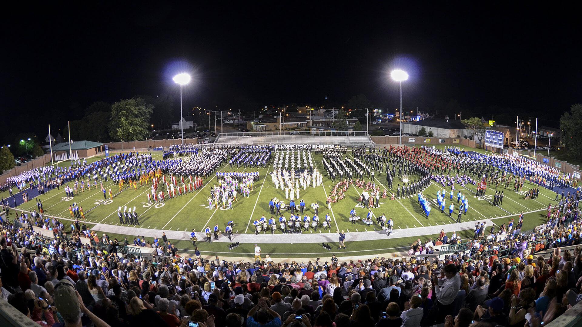 Ames Field 2015 Finale