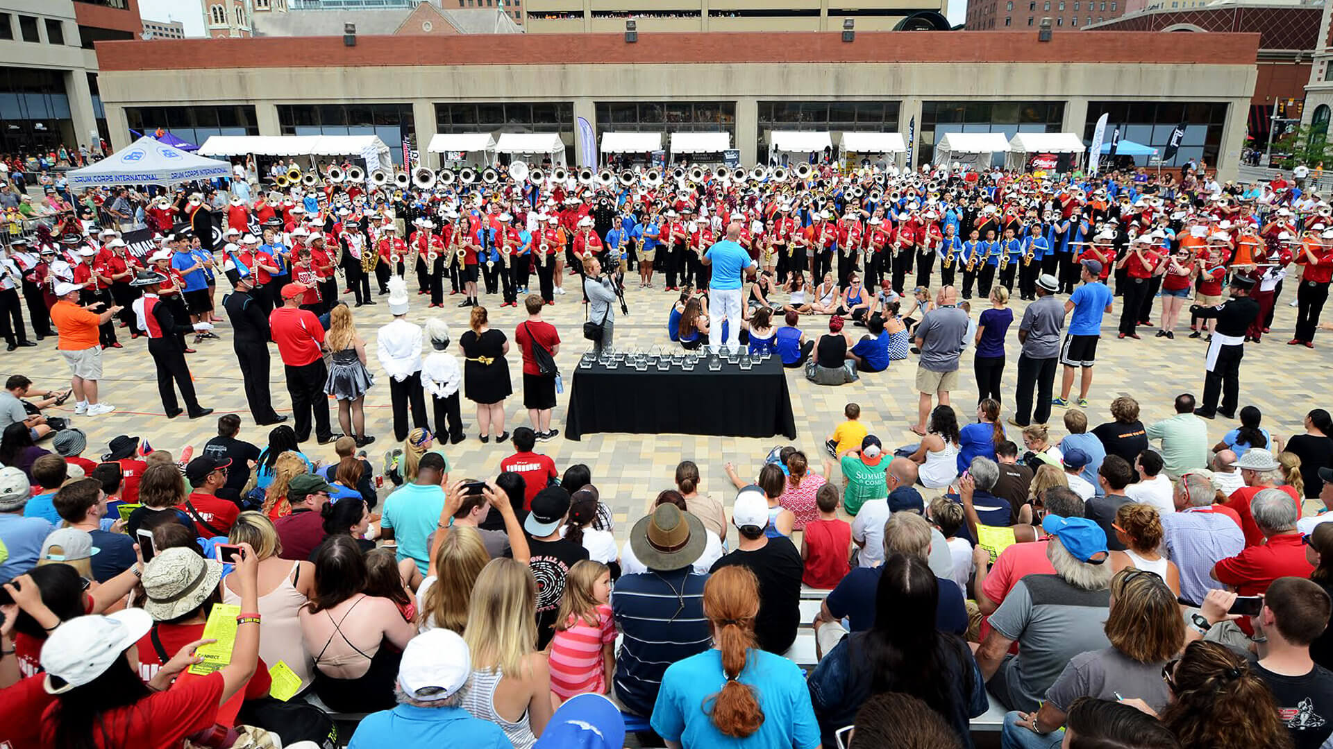 Perform at a DCI Tour Event!