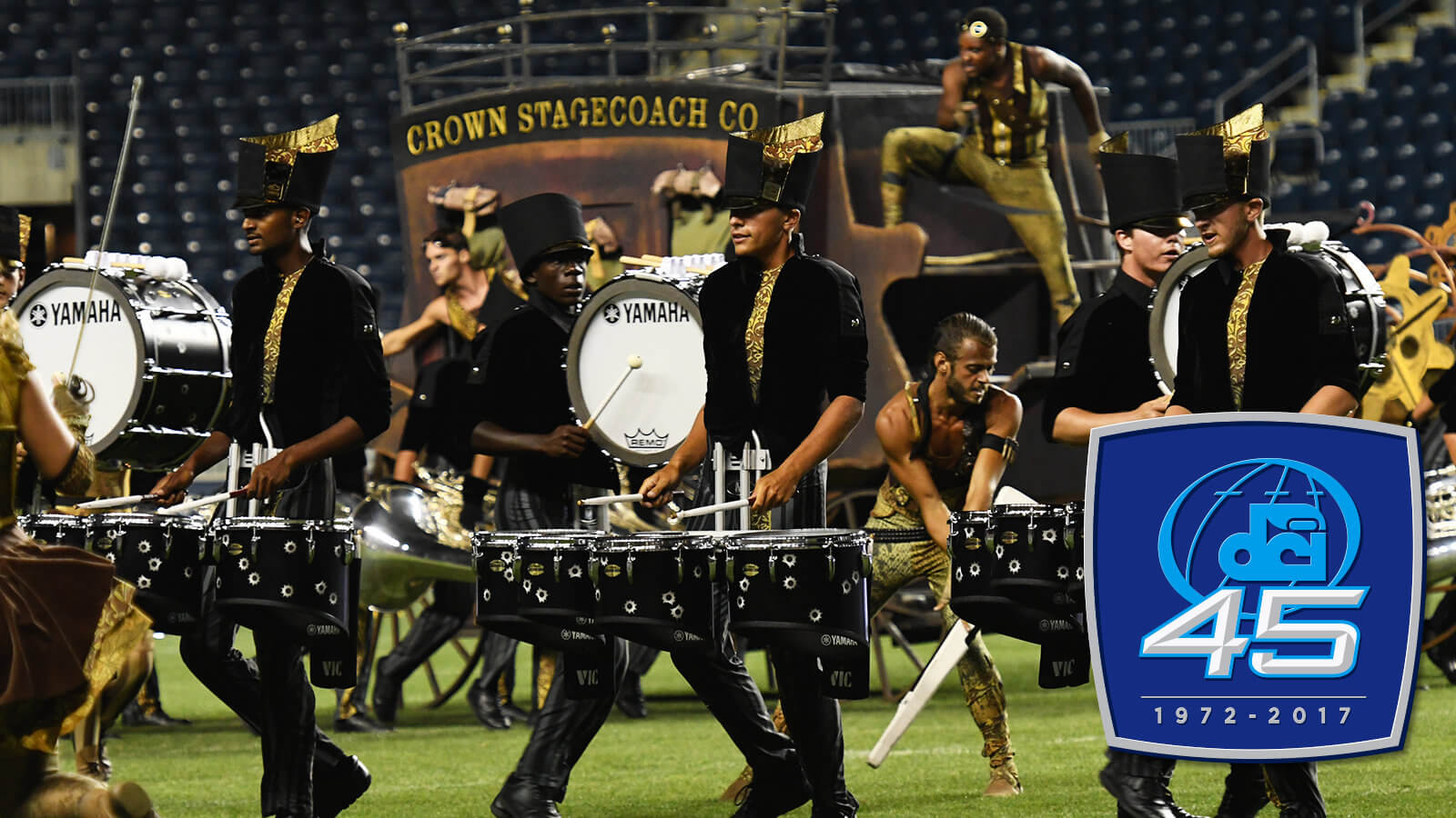Tour of Champions: Drums Along the Waterfront - Buffalo | Orchard Park, NY