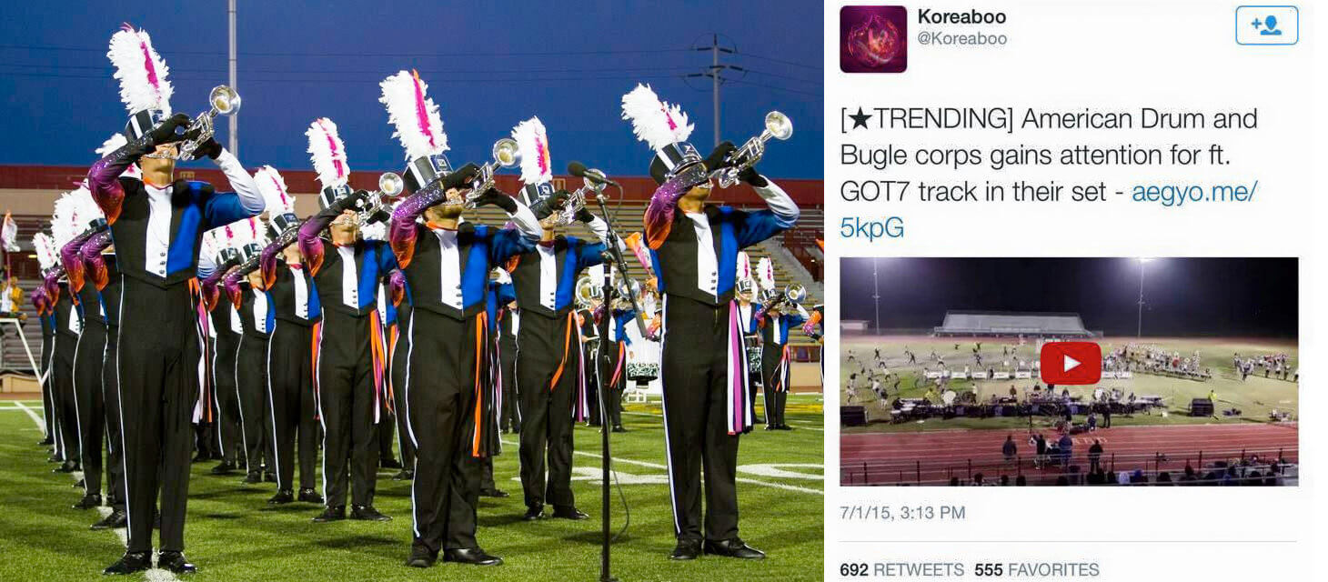 Field Pass Podcast: When drum corps meets K-pop