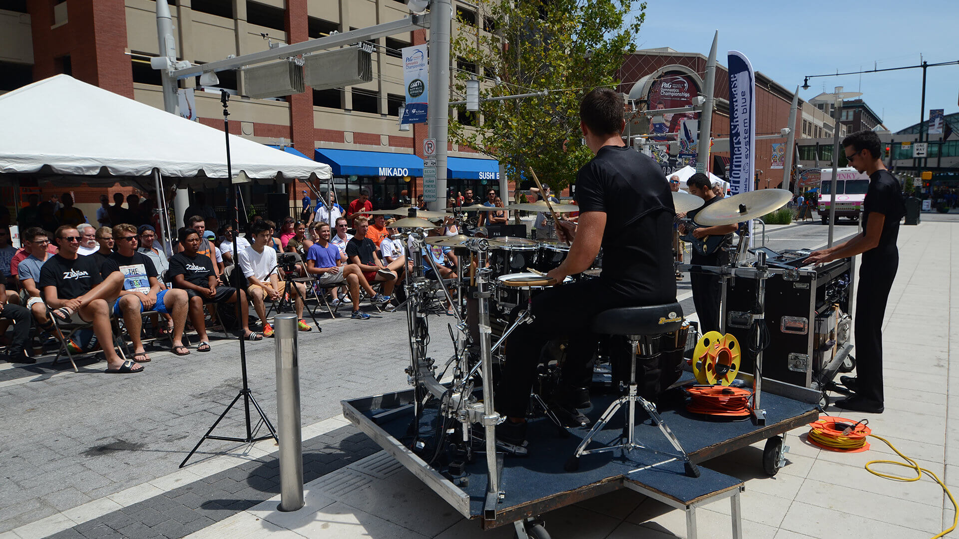 Performers Showcase will bring excitement to the streets